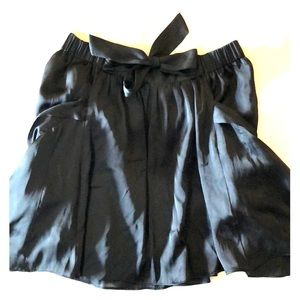 Rory Beca for Forever 21 Black Miniskirt